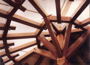 charpente octogonale